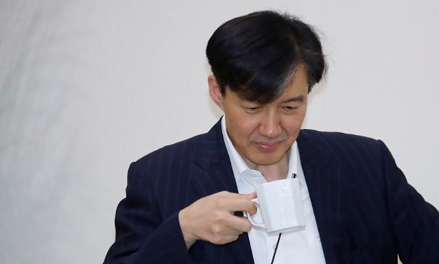 """조국 """"'일제 강제징용 대법원 판결' 부정하면 친일파"""""""