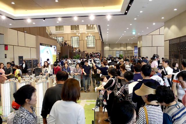 서울·경기·대대광서 11곳 모델하우스 오픈