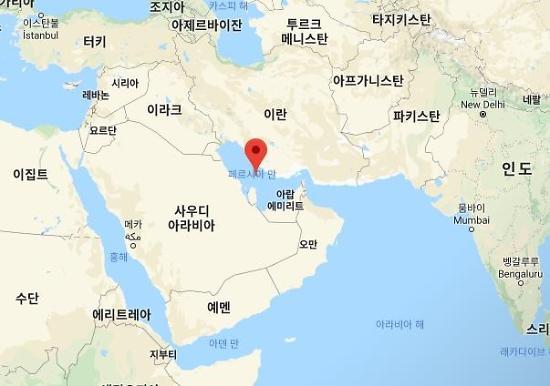이란, 英유조선 나포에 중동 긴장 고조..핵합의 위태