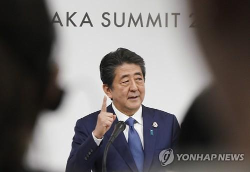 아베 개헌발의선 확보는 미묘…개헌 위해 한국 계속 이용할 수도