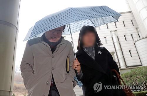 '성폭행' 김문환 전 에티오피아 대사, 징역 1년 확정