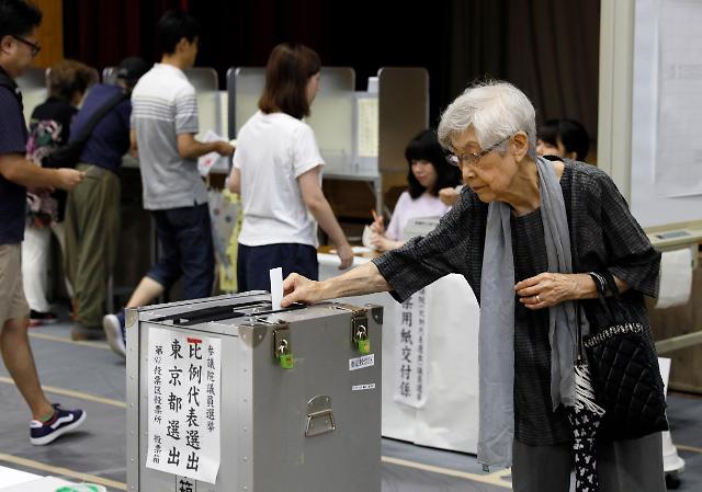 日 참의원 선거 엇갈리는 야당들…입지좁아진 국민당 개헌파로?