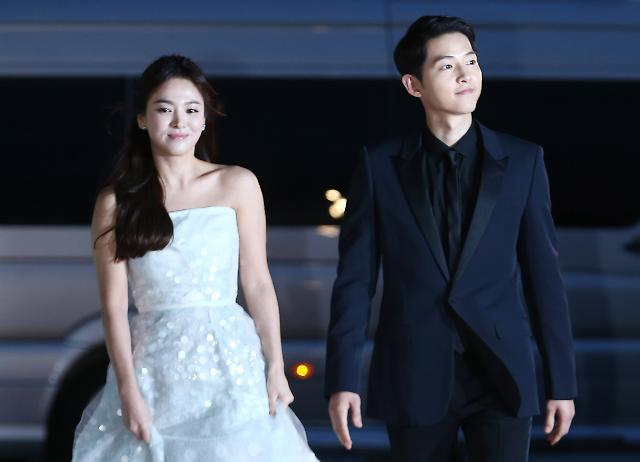 송혜교 측 오늘(22일) 송중기와 이혼 성립…위자료·재산분할 없이 이혼