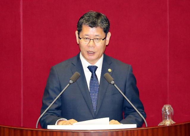 """김연철 장관 """"남북바다 잇는다면 한반도 운명 극적으로 변할 것"""""""
