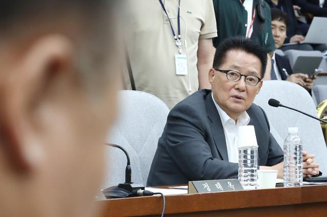 """박지원 """"아베, 경제 침략 없었다면 선거 더 어려웠을 것"""""""
