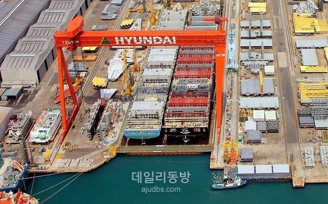 현대중공업그룹, 대우조선해양 인수 시작…해외 기업결합 신청 개시