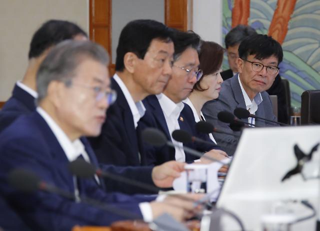 일본發 경제 보복…머리 맞대는 文·與원내대표단