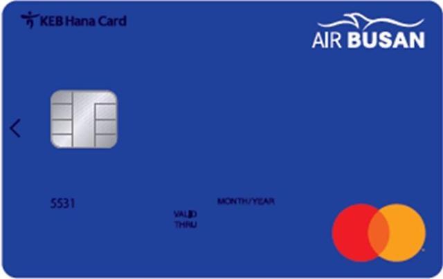 하나카드, '에어부산 원큐 쇼핑 플러스 카드' 출시