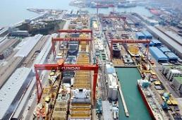 .现代重工向中国提交并购反垄断审查申请.
