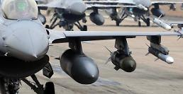 .S. Korean jet fighters fire warning shots to stop Russian planes intrusion of airspace .