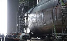 .朝鲜新潜艇引关注 或同时发射多枚潜射导弹.