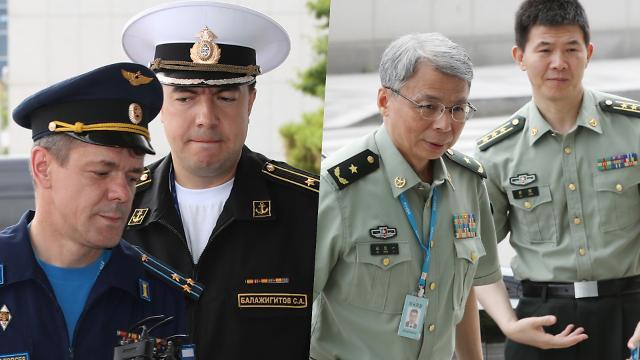 [포토] 함참, 독도 영공 침범 러시아-중국 무관 초치