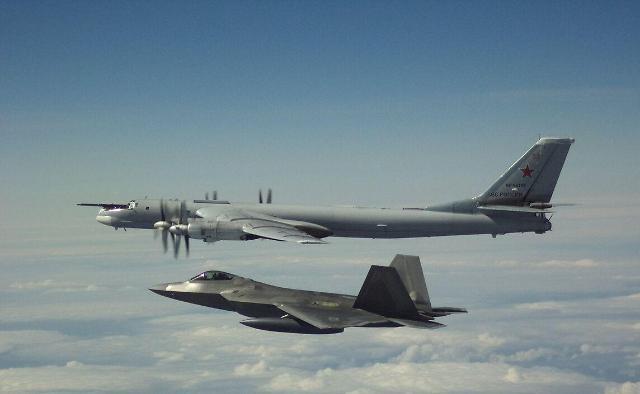 青瓦台就俄罗斯军机入侵防识区表抗议