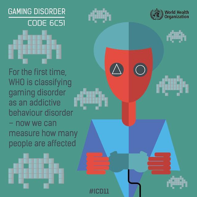 WHO 게임중독 질병분류 움직임...민관협의체로 대응