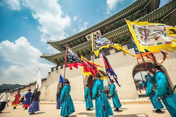 6月韩国入境外国游客同比增25%