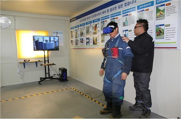 건설근로자 사고예방 VR로 교육…서울시, 콘텐츠 연말까지 개발
