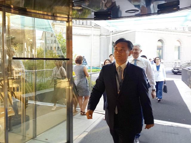 世贸会议议程进展慢 韩日今就限贸交锋