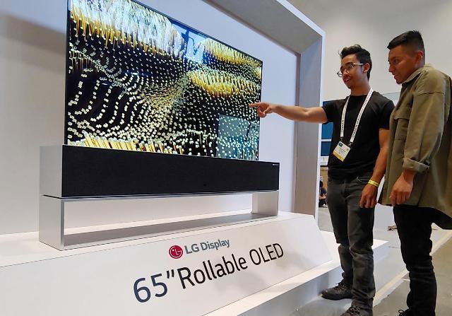 韩国6月OLED面板对日出口创单月历史新高 或因日企提前备库存