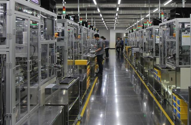 三星电机第二季度营业利润同比减三成