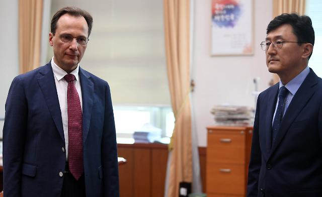 Russia uses  diplomatic rhetoric to appease Seoul over warplane intrusion