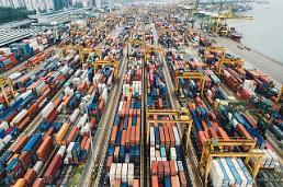 .韩国2019年第二季度GDP环比增长1.1%.