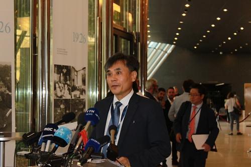 韩国在世贸会议谴责日本实施政治性经济报复