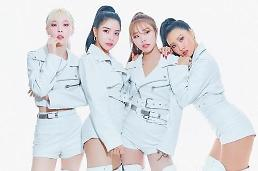 .Girl band MAMAMOO releases retro-style track Gleam.