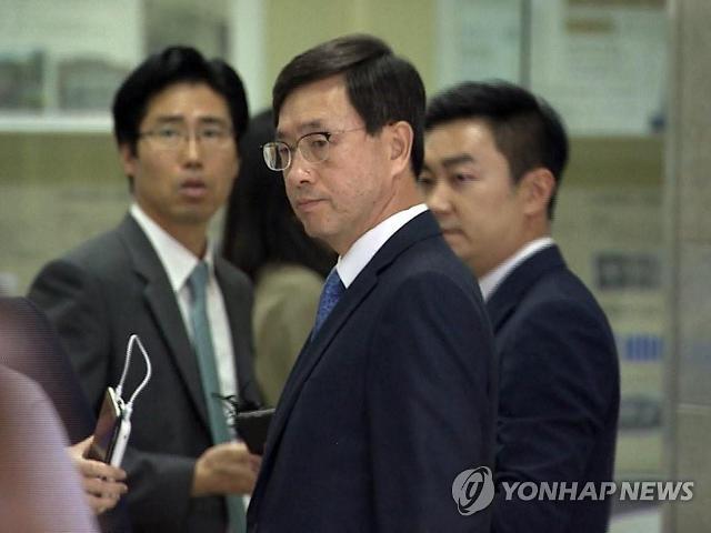 '군 댓글공작' 연제욱 전 사이버사령관, 2심서 금고 2년...옥도경은 집유