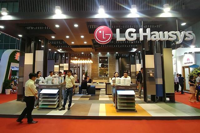 LG하우시스, 2분기 영업익 297억원…전년比 36% 증가
