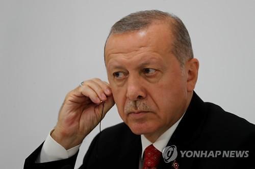 터키中銀 기준금리 4.25%P 대폭 인하