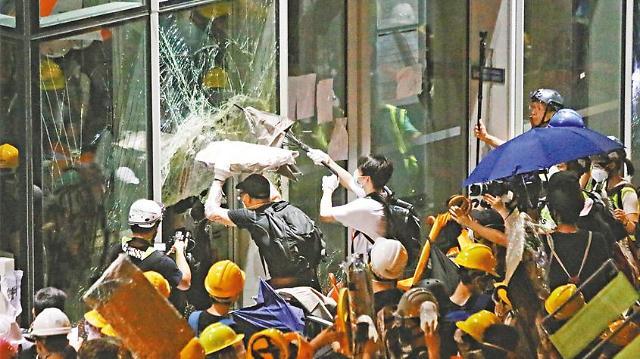 国际锐评:香港绝不能容忍外部势力兴风作浪