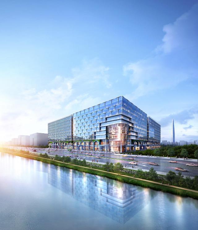 한강 이남 최대 규모 지식산업센터 '미사강변 스카이폴리스' 분양