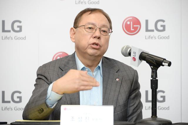 조성진 LG전자 부회장, 현지 사업 점검차 일본行