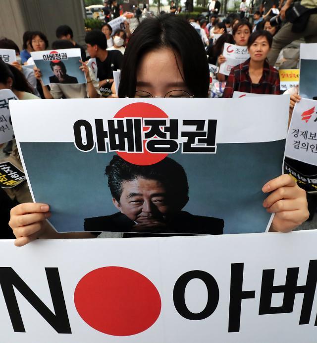 """感谢安倍!日本经济报复是改变韩国经济""""体质""""的重要契机"""