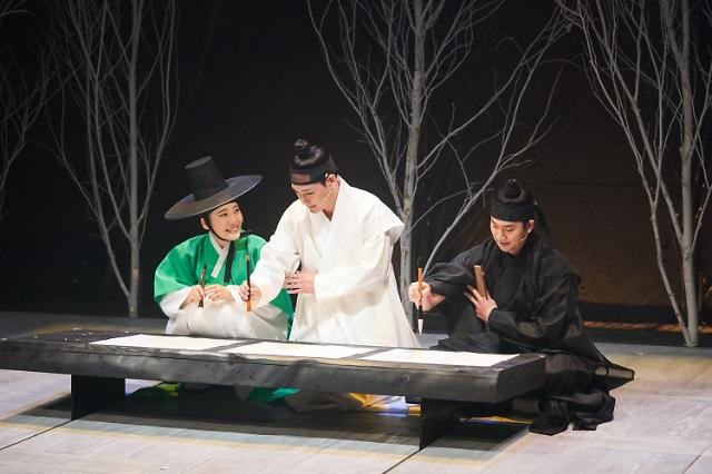 [관객석에서] 무대 위 수묵화를 그리다…허난설헌의 아름다운 시로 만든 뮤지컬 '난설'