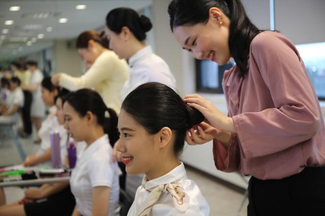 경인여대 항공관광과 홍보동아리'에스터즈' 입시생들을 위한 멘토링체험 개최