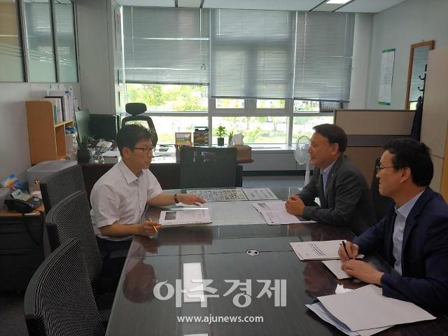 강임준 군산시장, 내년 국가예산 확보에 총력
