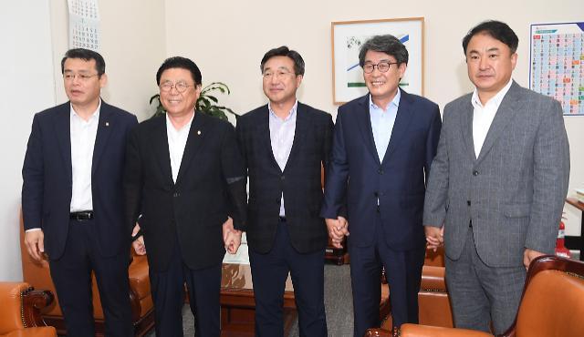 韩国朝野本周成立协调机制应对日本限贸