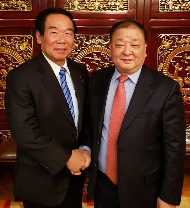 韩国国会将派团访日寻求限贸应对方案
