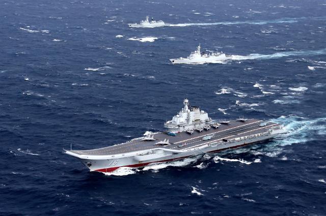 중국, 23년만에 대만 남북부 해역서 동시다발 군사훈련
