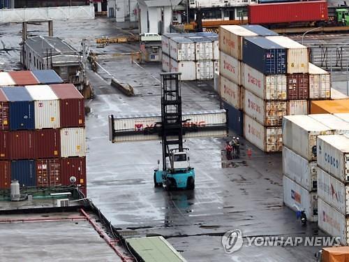 올 상반기 FTA 발효국 국가 수출 전년동기 대비 7.9%↓