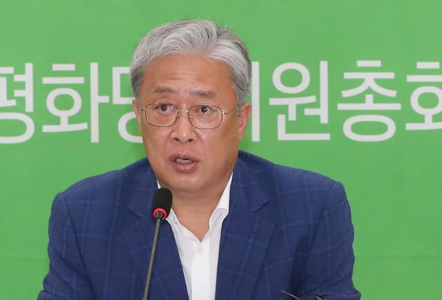 """유성엽 """"7월 국회 합의, '더불어한국당' 빈껍데기 야합"""""""