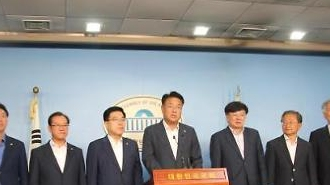 한국당 일본규제 특위, 일본정부 수출규제 중단 촉구