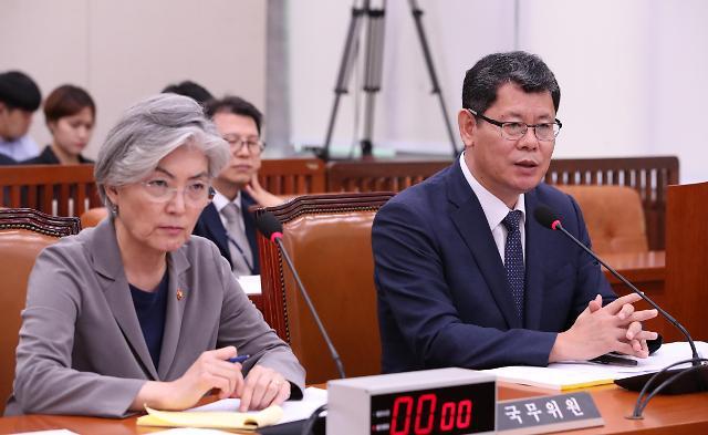 韩统一部长官:朝鲜射弹有违反韩朝军事协议之嫌