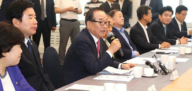 韩国国会代表团将访日要求日方撤销限贸