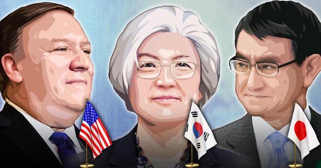 美国敦促韩日协商解决纷争 东盟地区论坛将是契机