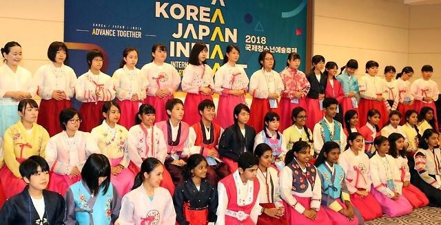 韩日民间团体交流未断 下月40余名日本师生访韩
