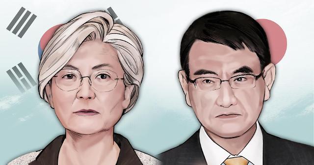 详讯:韩日外长明举行双边会谈