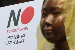 .韩国抵制日货活动持续扩散.
