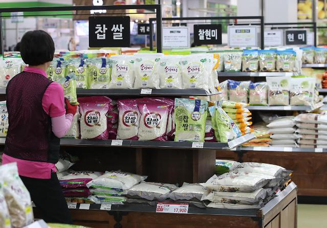 韩7月CPI同比上涨0.6% 涨幅连续7个月低于1%